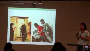 Embedded thumbnail for 《千里之外 志工紀行系列 第6場》我的伊拉克日誌:無情戰火的志願服務袁志君part 2